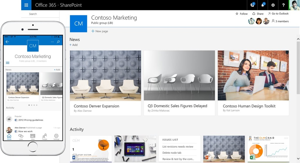 SharePoint-2016-Team-Site-und-Mobile-App.jpg