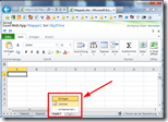 Update - Excel Web App mit neuen Funktionen