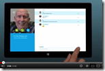 Skype fr Windows 8 Metro