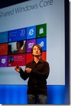 Joe Belfiore, Windows-Phone-Chef, verkndet die WP8-Neuigkeiten