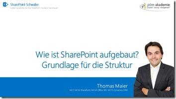 Serie SharePoint Grundlagen Strukturen von Sites und Farmen in SharePoint verstehen