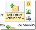 Sharepoint-Integration - Mit Office verbinden