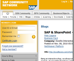 SAP Community Network Blogs Windows Internet Explorer 2010 11 10 12 55 21 244x200 - SAP-Anwender in der Portal-Zwickmühle: Netweaver oder Sharepoint?