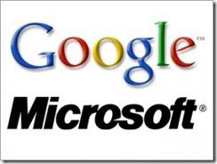 googlexmicrosoft thumb - Google greift Microsoft an – mit Exchange-Backup-Service