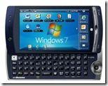 Fujitsu F 07C thumb - Smartphone-Zwitter mit Windows 7: Fujitsus F-07C ist gleichzeitig kleinster PC und Slider-Handy