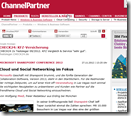 "Channel Partner Cloud und Social Networking im Fokus thumb - Channel Partner: ""Microsoft Sharepoint Conference 2012 - Cloud und Social Networking im Fokus"""