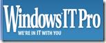 WindowsITPro thumb - Windows IT Pro vergleicht vier Sharepoint Management- und Diagnose-Tools