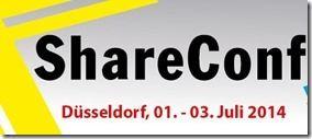 ShareConf thumb - ShareConf 2014 – nächste Woche in Düsseldorf