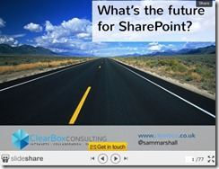 Future for Sharepoint thumb - What's the Future for SharePoint?