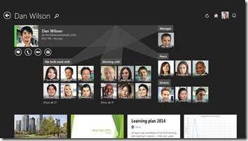 Microsoft Office Graph mit der Anwendung Delve (3)