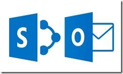 Outlook und Sharepoint thumb - E-Mails archivieren mit SharePoint 2013 und Office 365 (3 neue Tipps)
