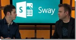 Office Sway Demo Office garage Series thumb - So funktioniert Office Sway: Demo mit iPhone-App und Web-Editor