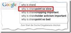 2015 04 20 16 20 30 Google thumb - Ist Ihr SharePoint zu langsam? Mit diesen 5 Schritten optimieren Sie die SQL-Datenbank