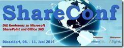 ShareConf thumb - ShareConf 2015–die Konferenz rund um SharePoint und Office 365