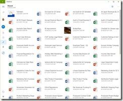 Neue OneDrive-App für Windows10