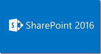 sharepoint2016 thumb - Tabelle: Alle bisherigen SharePoint 2016-Downloads mit Versionsnummern