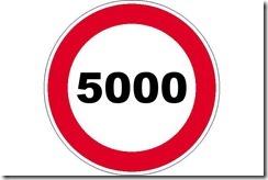 Listenbegrenzung 5000 Elemente