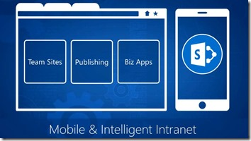 Mobiles Intranet mit der SharePoint-App für iOS Android und Windows Phone