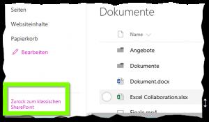 2017 05 02 13 17 06 Microsoft Edge 300x176 - Vor- und Nachteile Classic & Modern: So wechseln Sie zwischen Office-365/ SharePoint 2016-Bibliotheken & Listen