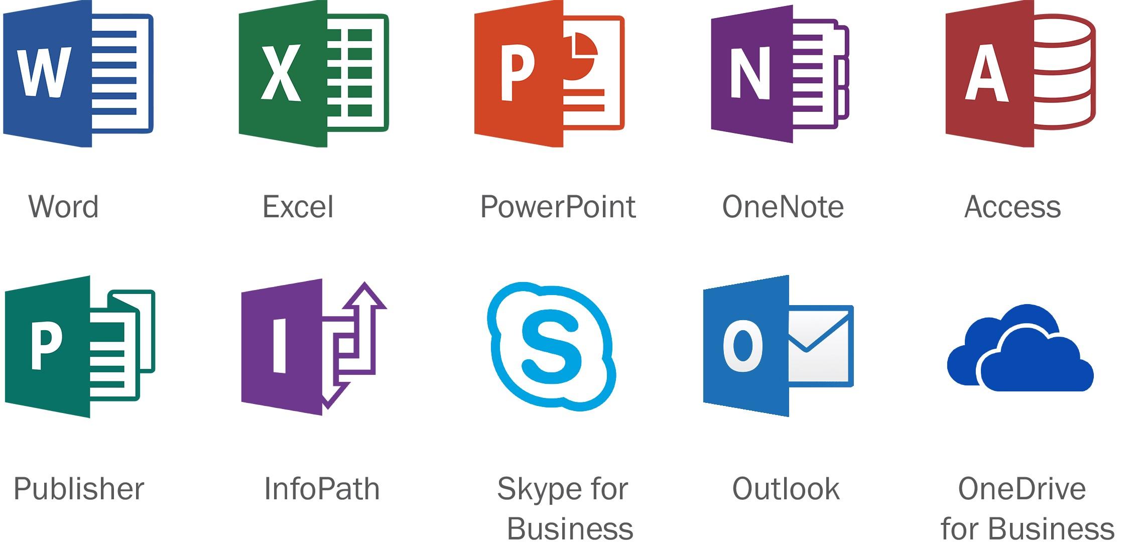 Office-Zukunft im App-Zeitalter: Microsoft bringt die ...