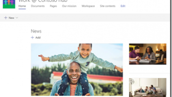 SharePoint Hub Sites  thumb 355x200 - SharePoint Hub Sites – die neuen SharePoint-Homepages fürs Intranet