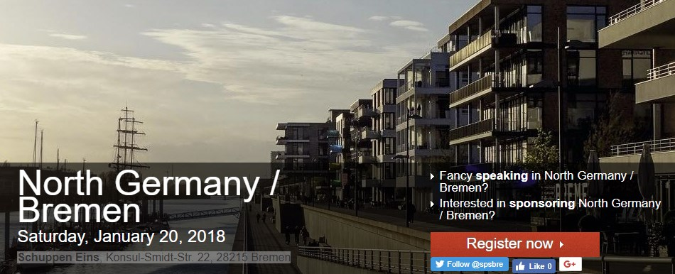 2017 11 10 14 44 16 SPS Events Bremen 2018 Home - SharePoint Saturday - Bremen