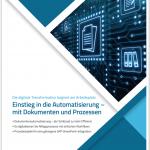 E-Book-DOWNLOAD: 'Die Digitale Transformation beginnt mit der Dokumenten-Automatisierung'