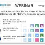 Neuer Webinar-DOWNLOAD: 'Teams und M365 weiterdenken – als Business-Platform für digitale Geschäftsmodelle'