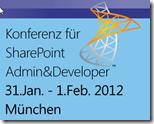 Sharepoint Konferenz