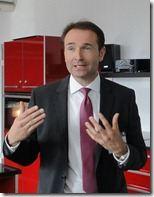 Thomas Schröder verantwortet der bei Microsoft Deutschland GmbH den Bereich Großkunden und Partner