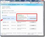 Skydrive kostenlos upgraden von 7 auf 25 GB