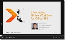 Nintex Workflow for Office 365