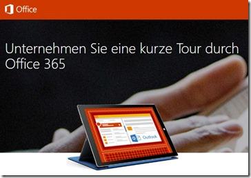 Office 365 Testversion