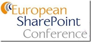 European SharePoint Conference _ 2015