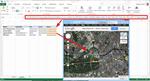 Automatisch Google-Maps-Links aus Adressen in Excel erzeugen