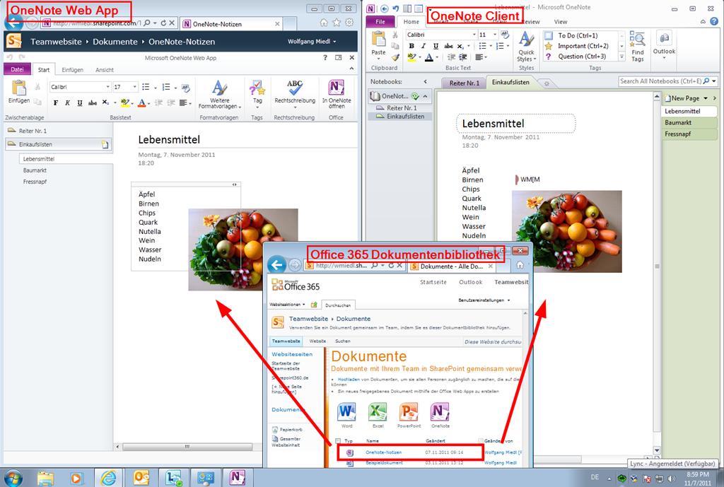 Gemütlich Microsoft Onenote 2010 Vorlagen Zeitgenössisch - Beispiel ...