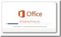 Office 2013 Click-to-Run - Bereit zum ersten Start der Anwendungen
