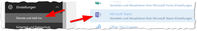 Gastzgriff in Microsoft Teams aktivieren (2)