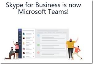 Skype4biz is now Teams_
