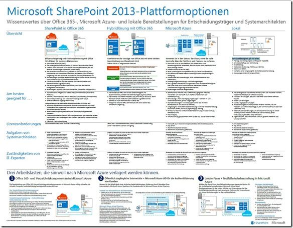SharePoint 2013 Platform Options