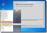 Sharpoint Foundation und Windows 7 - Konfigurationsassistent manuell starten