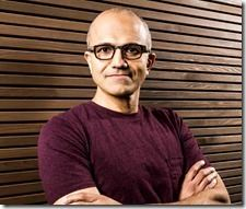 Satya Nadella - Microsofts CEO