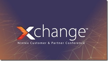 Nintex Xchange Conference San Diego-2018