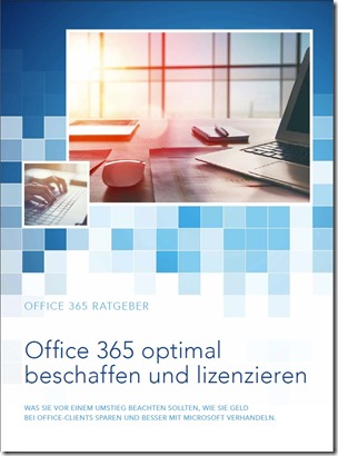 Whitepaper Office 365 Ratgeber