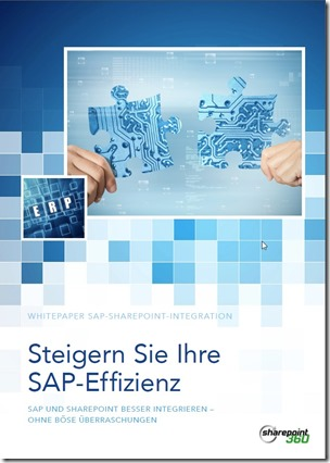 Whitepaper SAP-SharePoint-Integration