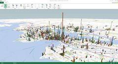 Power-Map - Geo-Datenvisualisierung mit Power BI for-Office 365