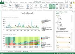 Power View - Datenvisualisierung mit Excel