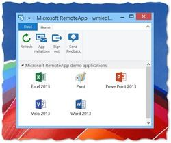 Microsoft Azure Remote App