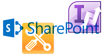 SharePoint-Designer-InfoPath-Logo