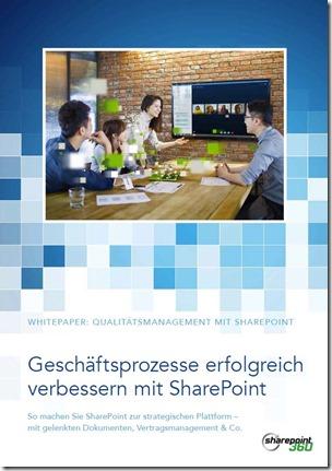Geschäftsprozesse & Qualitätsmanagement mit Sharepoint_Avanade